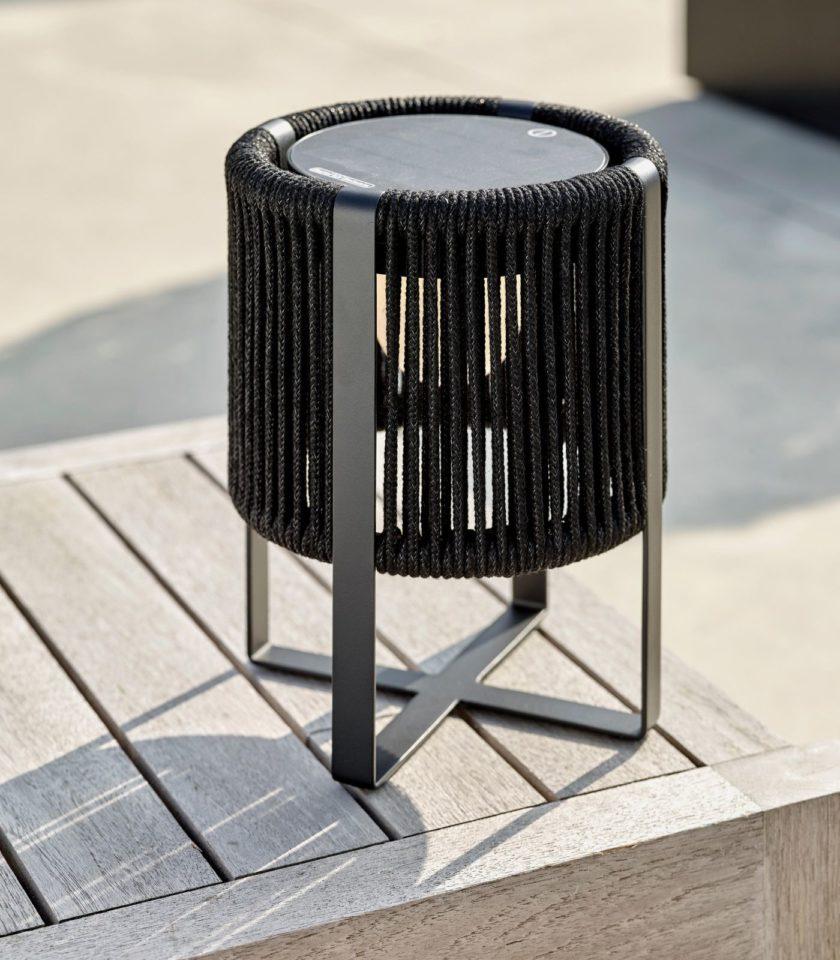 Ropy Table Lamp by Royal Botania