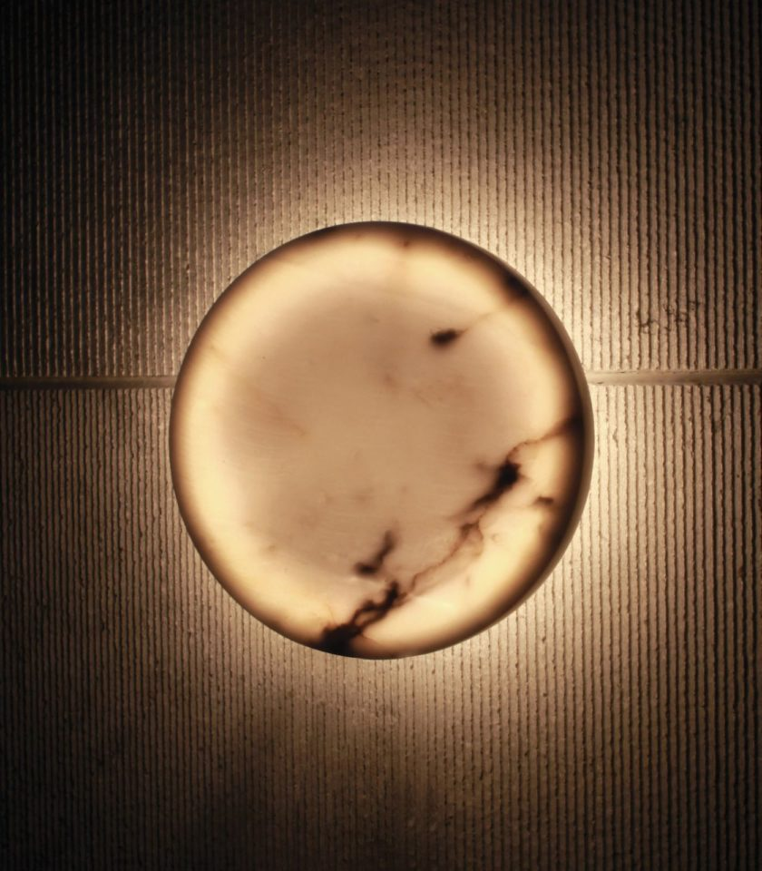 Lunar Wall light by Royal Botania distributed in Australia by LightCo