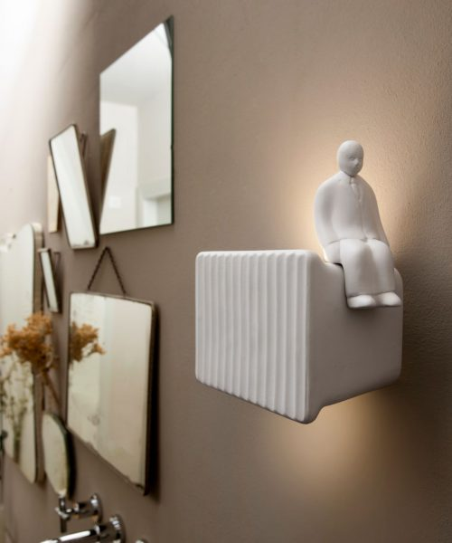 Umarell Wall Light by Karman distributed in Australia by LightCo