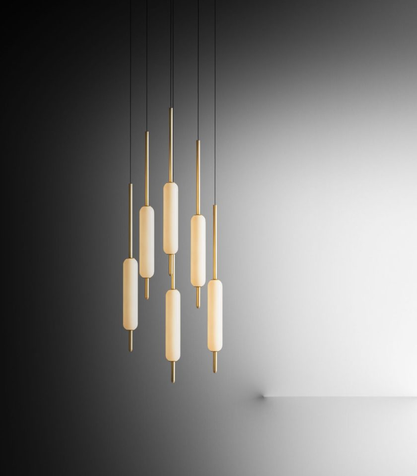 Typha Pendant Light by Il Fanale distributed in Australia by LightCo