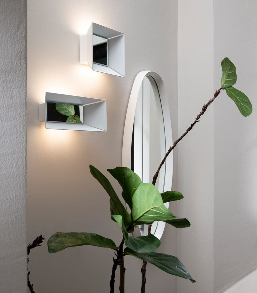Narciso Wall Light by Karman distributed in Australia by LightCo