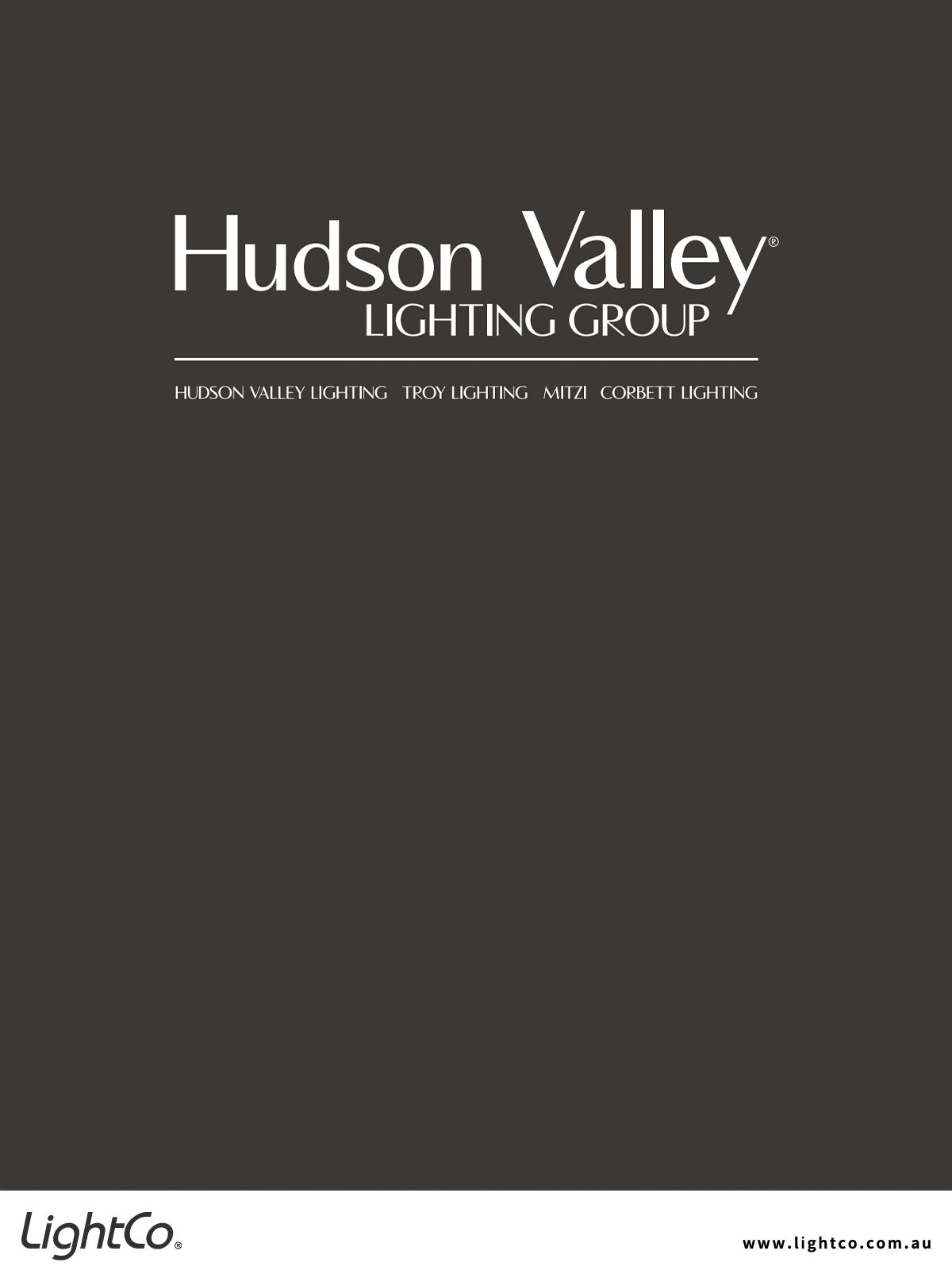 Hudson Valley Catalogue - LightCo