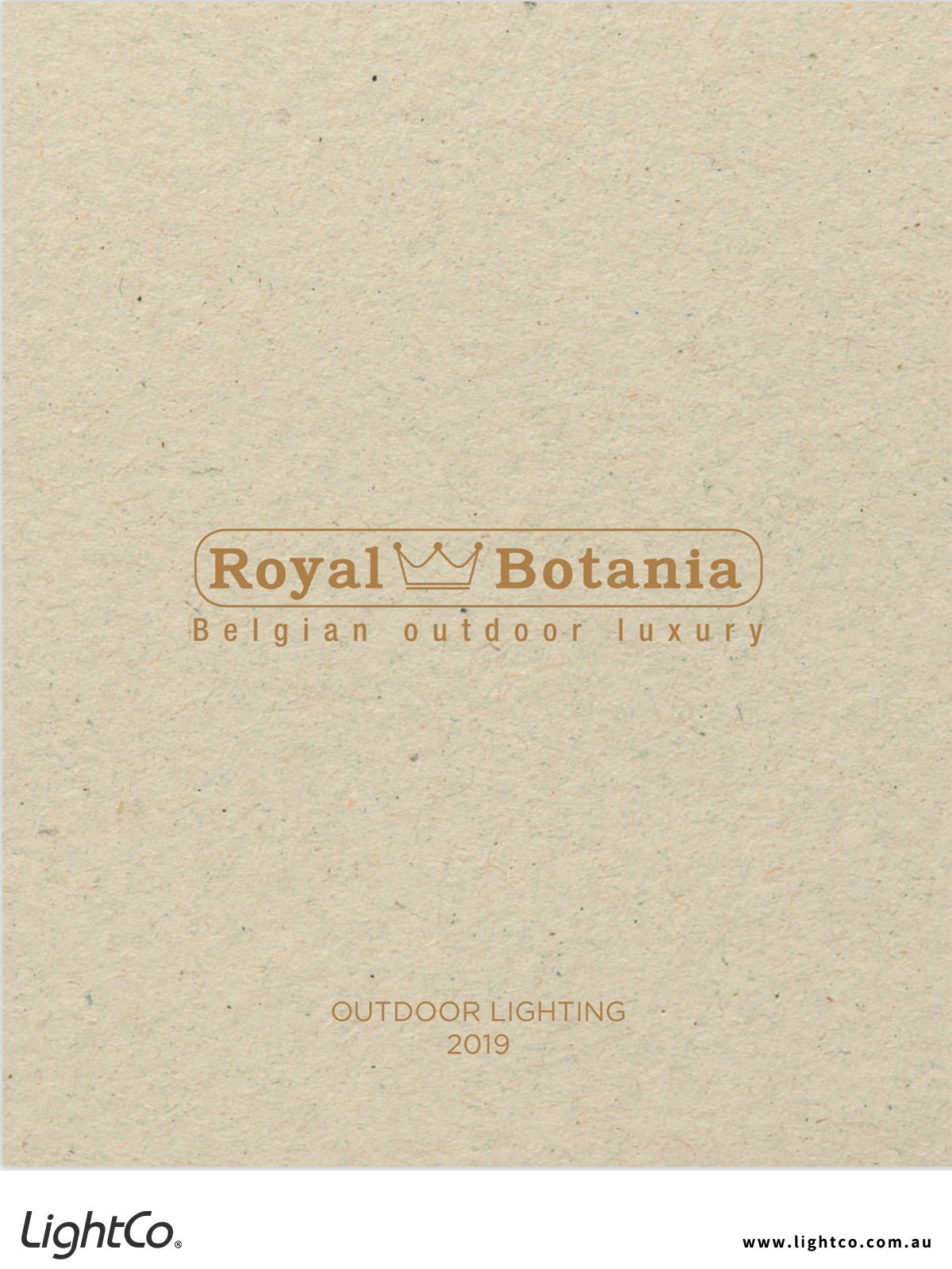 Royal Botania Outdoor Lighting - LighCo